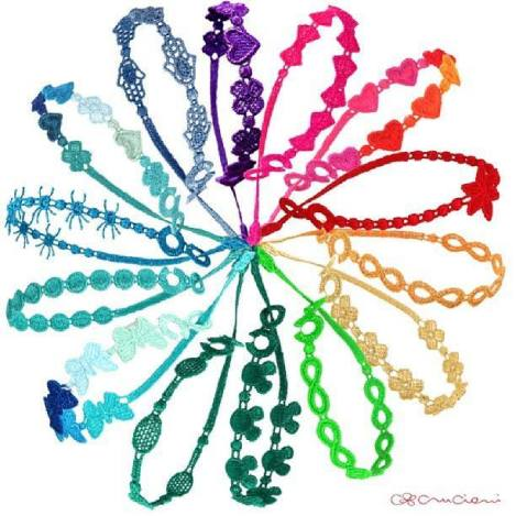 Cruciani Armbänder#1